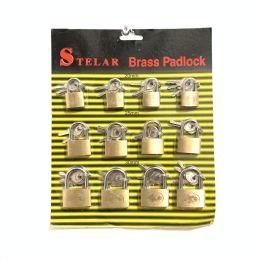 50 Units of LOCK - Padlocks and Combination Locks