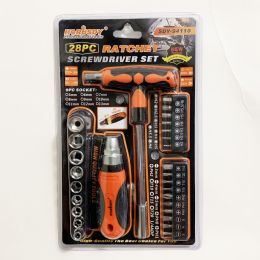 48 Units of 28PC SCREWDRIVER SET - Screwdrivers and Sets