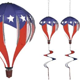 20 Units of Air Balloon Americana Large Stars - Summer Toys