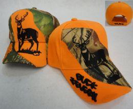 36 Units of Buck Fever Hat Deer Silhouette - Breast Cancer Awareness Socks