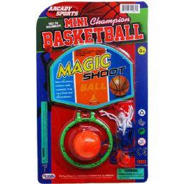 72 Units of Table Mini Basketball Game Set - Sports Toys