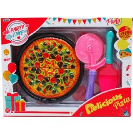12 Units of PARTY TIME FOOD PLAY SET - Toy Sets