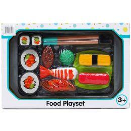 12 Units of Sushi Play Set - Girls Toys
