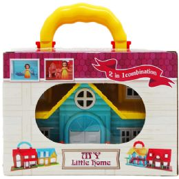 12 Units of MY LITTLE HOME W/ ACCSS IN WINDOW BOX - Girls Toys