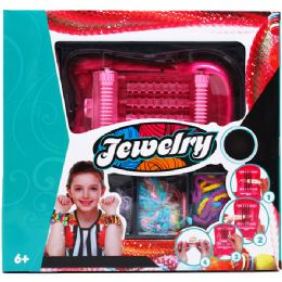8 Units of BRACELET KIT - Girls Toys