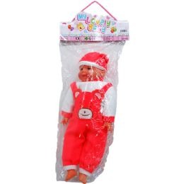 12 Units of SOFT BABY DOLL IN POLY BAG - Dolls