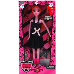 12 Units of MONSTER DOLL W/ ACCSS - Dolls