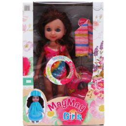 12 Units of TODDLER DOLL W/ ACCSS - Dolls