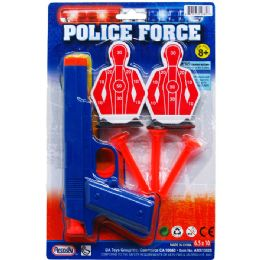 48 Units of Soft Dart Gun w/ Targets - Toy Weapons