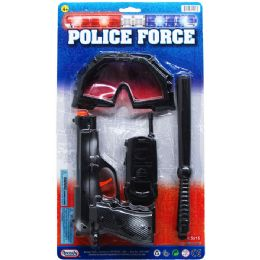 36 Units of CLICKING TOY GUN W/ ACCSS - Toy Weapons