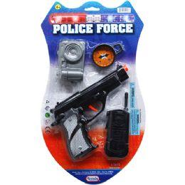 36 Units of CLICKING TOY GUN W/ ACCSS - Water Guns