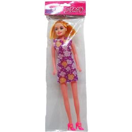 72 Units of STACY DOLL IN PP - Dolls