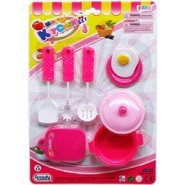 36 Units of MINI KITCHEN SET - Toy Sets