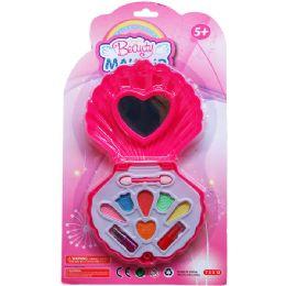 48 Units of SHELL SHAPE MAKE UP BEAUTY SET - Girls Toys