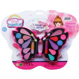 72 Units of BUTTERFLY SHAPE MAKE UP BEAUTY SET - Girls Toys