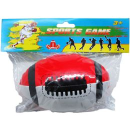 72 Units of FAUX LEATHER FOOTBALL - Sports Toys