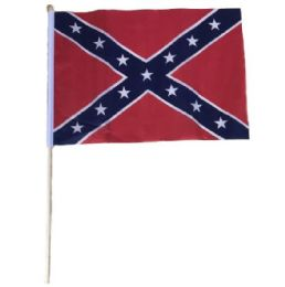 72 Units of Rebel Flag - Signs & Flags