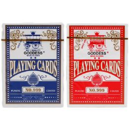144 Units of Single Deck Playing Cards - Playing Cards, Dice & Poker