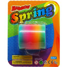 72 Units of Rainbow Magic Spring - Toys & Games