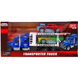 """12 Units of 14"""" F/F TRUCK W/2 5.5"""" CARS IN WINDOW BOX - Cars, Planes, Trains & Bikes"""