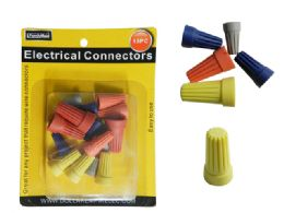 96 Units of 15 PC Electrical Connectors - Electrical