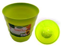 24 Units of Flower Pot Planter - Garden Planters and Pots