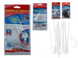 96 Units of Cable Ties - Cables and Wires