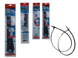 72 Units of Cable Ties - Cables and Wires