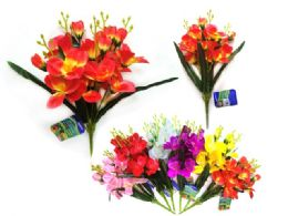 96 Units of Gladiolus 5 Head - Manicure and Pedicure Items