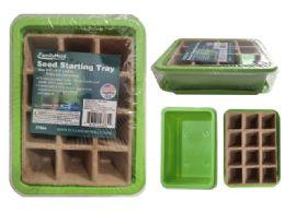24 Units of Greenhouse Growing Kit 4pk - Garden Tools