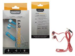 144 Units of Earphones - Cell Phone Accessories