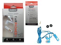 144 Units of Earphones 1.2m - Headphones and Earbuds