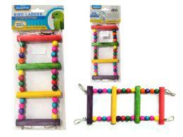 144 Units of Bird Ladder - Pet Supplies