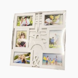 12 Units of White Photo Frame - Picture Frames