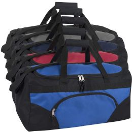 24 Units of 22 Inch Duffel Bag-ASST - Duffel Bags