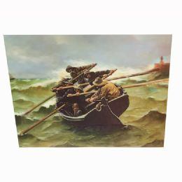 48 Units of Sailing Canvas Picture - Wall Decor