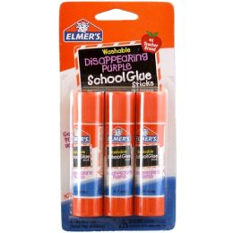 48 Units of Elmer's Glue Stick 3Pk - Glue