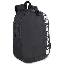 """24 Units of 18"""" Backpack With Laptop Section - Backpacks 18"""" or Larger"""
