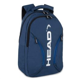 """24 Units of 18"""" Backpack With Laptop Section-Blue - Backpacks 18"""" or Larger"""