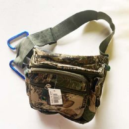 24 Units of Fanny pack Camo Belly bag - Fanny Pack