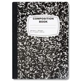 48 Units of Composition Book - 100 Sheets - College Ruled - Note Books & Writing Pads