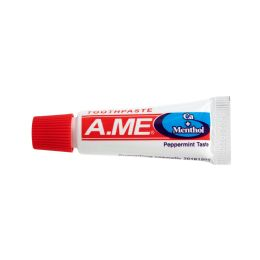 100 Units of Peppermint Toothpaste - 17 Grams - Toothbrushes and Toothpaste