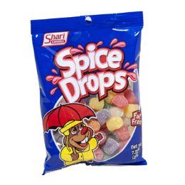 12 Units of Spice Drops 7.5 Oz Bag - Food & Beverage