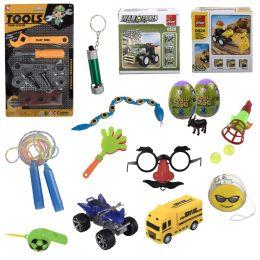 20 Units of Promo 15 Piece Toy Kit - Boys - Toy Sets