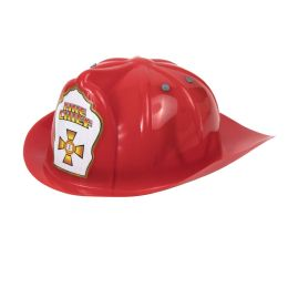 50 Units of Fire Chief Hard Hat - Children Size - Toys & Games