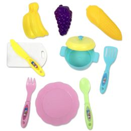 50 Units of Cooking Toy Set - 9 Pc Set - Girls Toys