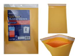 96 Units of Self-Seal Bubble Mailers - Envelopes