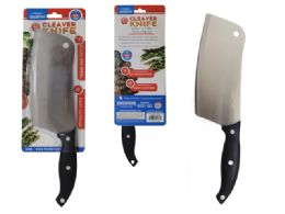 96 Units of Cleaver Knife - Kitchen Knives