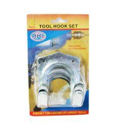 96 Units of Tool Hook Set - Hooks