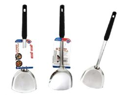 """72 Units of Solid Turner 4"""" Wx14.75"""" - Kitchen Cutlery"""